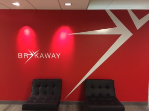 The offices at Breakaway Ventures.  Met with Managing Director Max Seel to discuss Nxtfour.